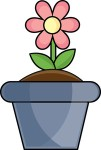 flowerpotclipart